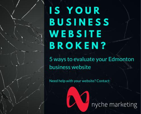 Is your site broken