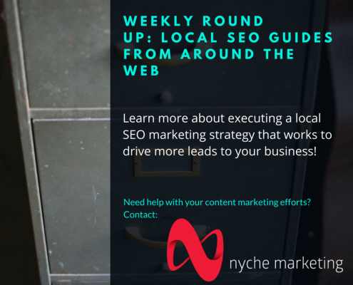 Weekly Round Up- Local SEO Guides