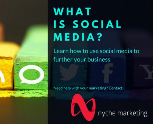 What is Social Media Marketing - nyche marketing - Edmonton